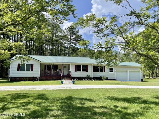 610 Spring Drive, Aurora, NC 27806 (MLS #100276082) :: The Oceanaire Realty