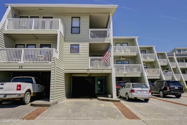 627 S Lumina Avenue #11, Wrightsville Beach, NC 28480 (MLS #100279421) :: CENTURY 21 Sweyer & Associates