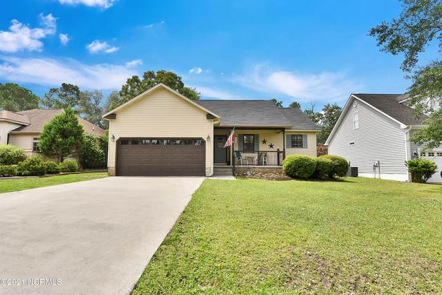 3157 Pine Hill Drive SW, Shallotte, NC 28470 (MLS #100279450) :: RE/MAX Essential