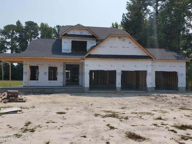 2232 Three Oaks Drive, Greenville, NC 27858 (MLS #100279469) :: Frost Real Estate Team