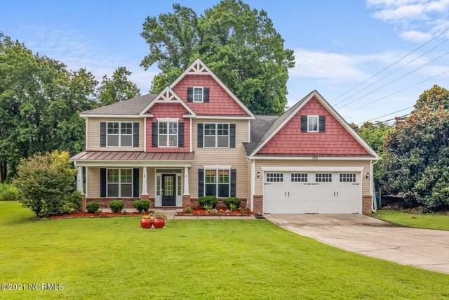 100 Old Millstone Landing Lane, Sneads Ferry, NC 28460 (MLS #100279472) :: Shapiro Real Estate Group