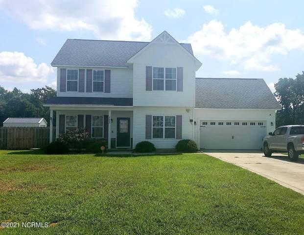 102 Buckhaven Drive, Richlands, NC 28574 (MLS #100281419) :: Frost Real Estate Team
