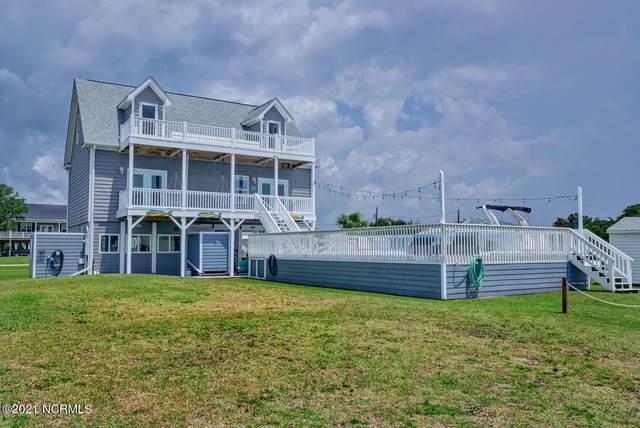 112 Cannon Drive, Newport, NC 28570 (MLS #100281463) :: David Cummings Real Estate Team