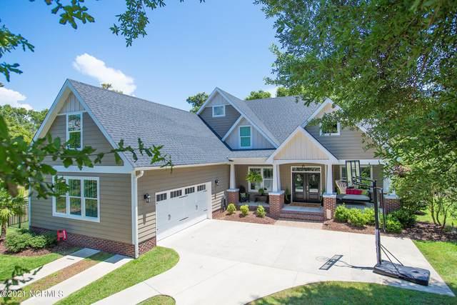 8809 Edgewater Court, Emerald Isle, NC 28594 (MLS #100281664) :: Vance Young and Associates