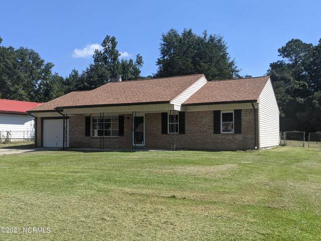 141 Balsam Road, Jacksonville, NC 28546 (MLS #100282604) :: BRG Real Estate