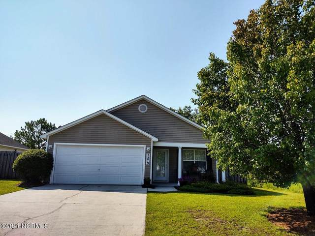 7279 Copperfield Court, Wilmington, NC 28411 (MLS #100282753) :: The Legacy Team