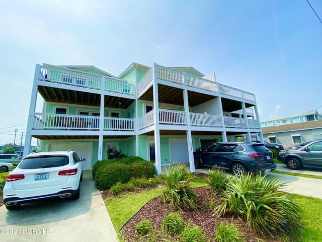 201 N Fort Fisher Boulevard N B, Kure Beach, NC 28449 (MLS #100283356) :: The Keith Beatty Team