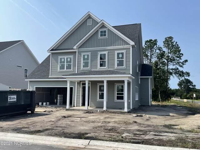 18 Man O War Lane, Hampstead, NC 28443 (MLS #100283511) :: Berkshire Hathaway HomeServices Prime Properties