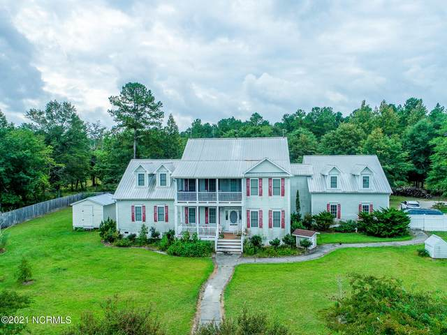 1399 Racoon Hollow Road, Atkinson, NC 28421 (MLS #100285258) :: David Cummings Real Estate Team
