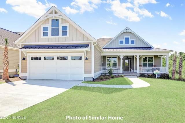 283 Bluenose Lane, Hampstead, NC 28443 (MLS #100285579) :: Berkshire Hathaway HomeServices Prime Properties