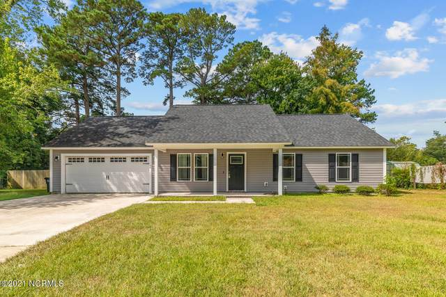 104 Cypress Court, Jacksonville, NC 28540 (MLS #100287759) :: David Cummings Real Estate Team