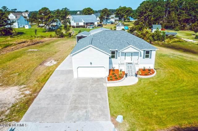 211 Pelican Harbor Road, Beaufort, NC 28516 (MLS #100287862) :: Frost Real Estate Team