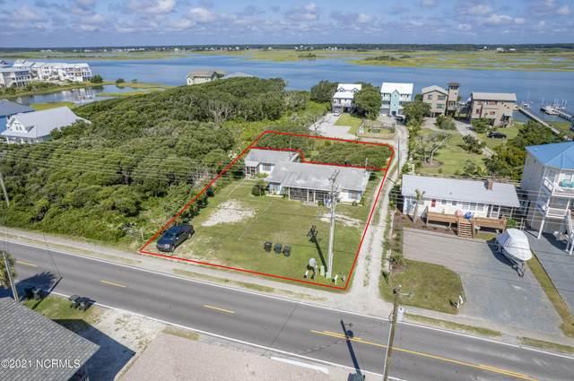 820 N Anderson Boulevard, Topsail Beach, NC 28445 (MLS #100287892) :: Frost Real Estate Team