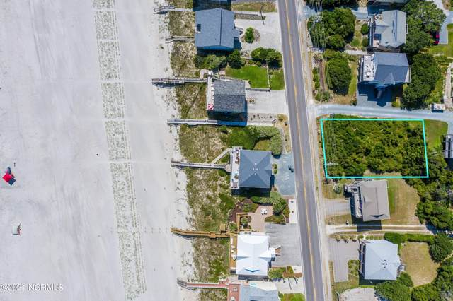 516 N Anderson Boulevard, Topsail Beach, NC 28445 (MLS #100288373) :: Vance Young and Associates