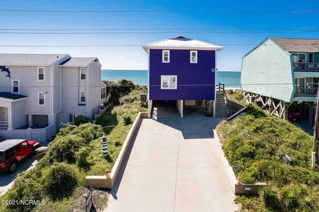 203 Ocean Drive, Emerald Isle, NC 28594 (MLS #100289374) :: The Cheek Team