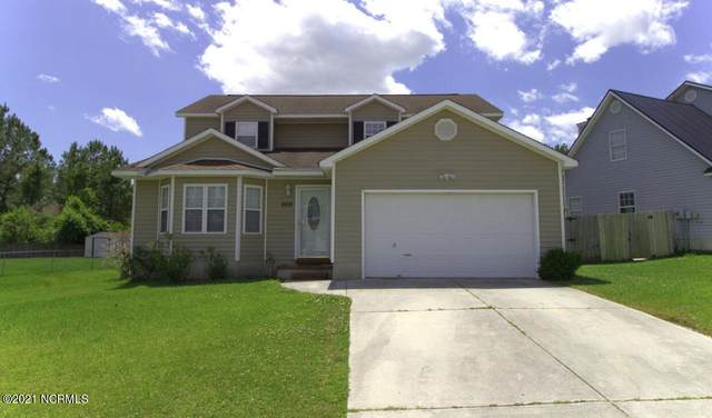 409 Eucalyptus Lane, Jacksonville, NC 28546 (MLS #100291364) :: Donna & Team New Bern