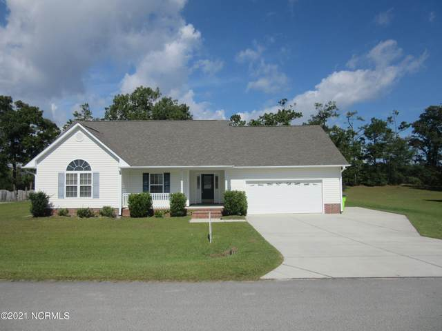127 Secretariat Drive, Havelock, NC 28532 (MLS #100291539) :: Vance Young and Associates