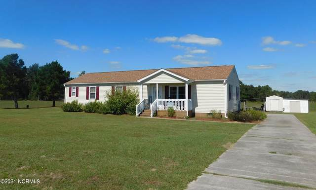 542 W Pleasant Hill Road, Pink Hill, NC 28572 (MLS #100293026) :: CENTURY 21 Sweyer & Associates