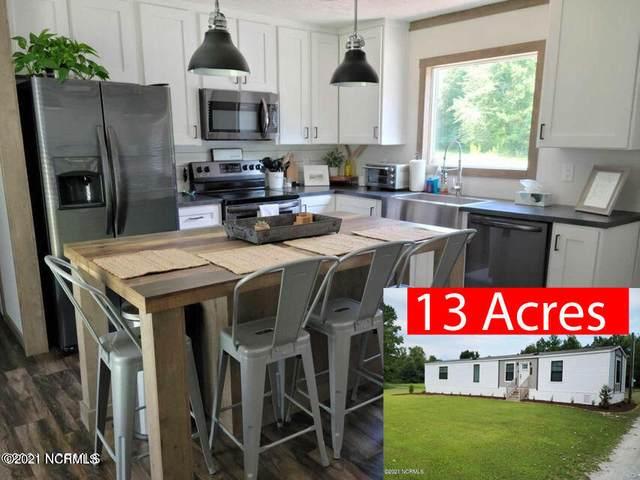 1264 Up Creek Road, Cove City, NC 28523 (MLS #100293931) :: Thirty 4 North Properties Group