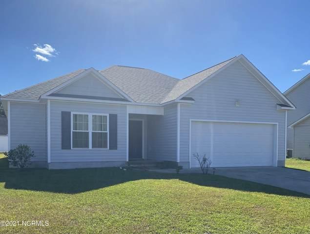 201 Church Hill Court, New Bern, NC 28562 (MLS #100296805) :: Shapiro Real Estate Group