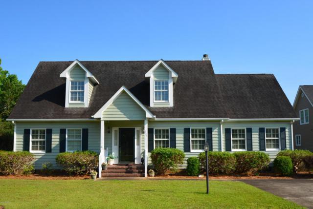 325 Bay Run, Newport, NC 28570 (MLS #11205540) :: Century 21 Sweyer & Associates