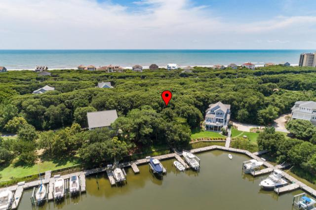 124 Sea Isle North Dr & Slip #37, Indian Beach, NC 28512 (MLS #11500554) :: Courtney Carter Homes