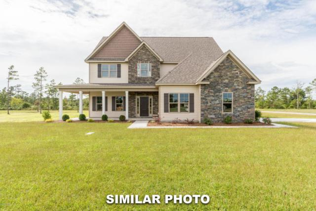 Lot 18 Deppe Farm Road, Maysville, NC 28555 (MLS #80175460) :: Century 21 Sweyer & Associates