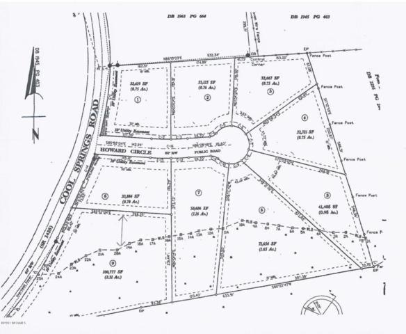 105 Howard Circle, Ernul, NC 28527 (MLS #90099409) :: RE/MAX Essential