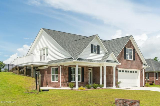 208 Harbour View Drive, Swansboro, NC 28584 (MLS #100022404) :: Century 21 Sweyer & Associates