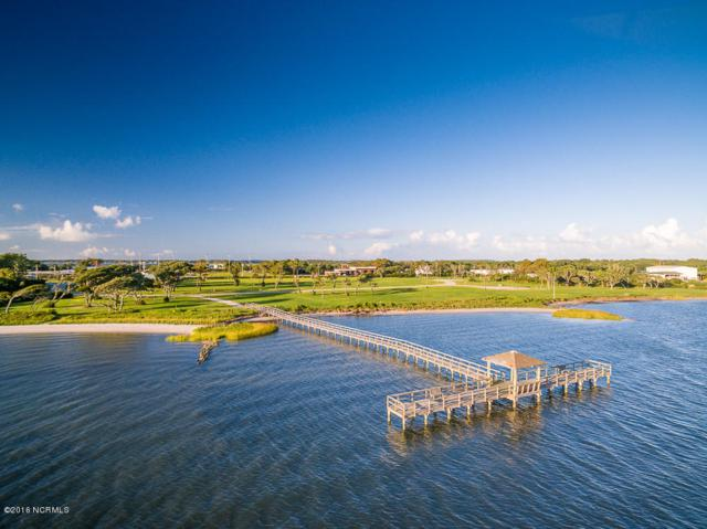 114 Sound Point Drive, Harkers Island, NC 28531 (MLS #100023070) :: Century 21 Sweyer & Associates