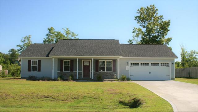 413 Mccall Drive, Jacksonville, NC 28540 (MLS #100030197) :: The Keith Beatty Team