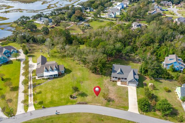 406 Shoreline Drive, Cedar Point, NC 28584 (MLS #100032330) :: CENTURY 21 Sweyer & Associates