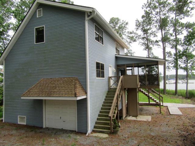 1020 Fork Point Road, Oriental, NC 28571 (MLS #100033546) :: Century 21 Sweyer & Associates