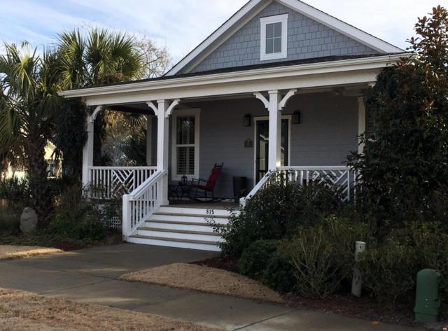 815 Cades Trail, Southport, NC 28461 (MLS #100040239) :: Century 21 Sweyer & Associates