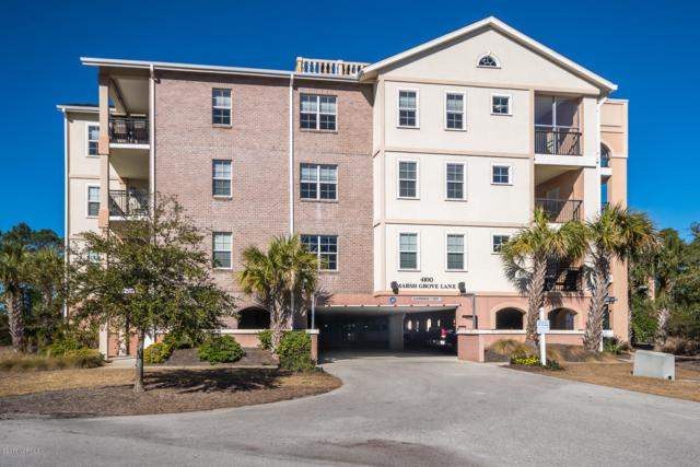 4100 Marsh Grove Lane #4205, Southport, NC 28461 (MLS #100045266) :: RE/MAX Essential