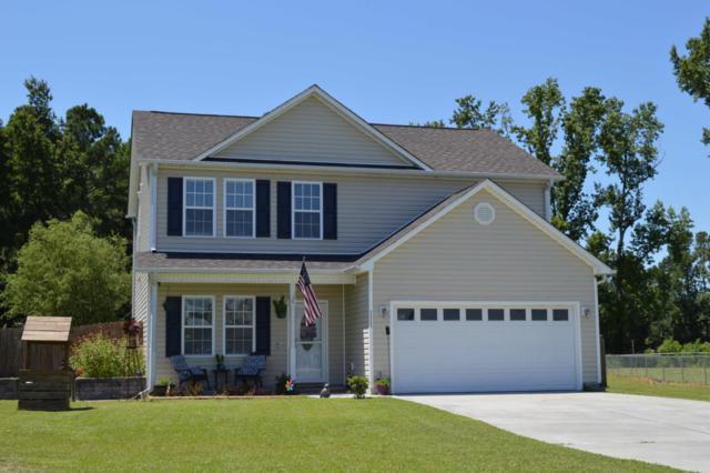 111 Marvin Glen Court, Richlands, NC 28574 (MLS #100047149) :: Century 21 Sweyer & Associates