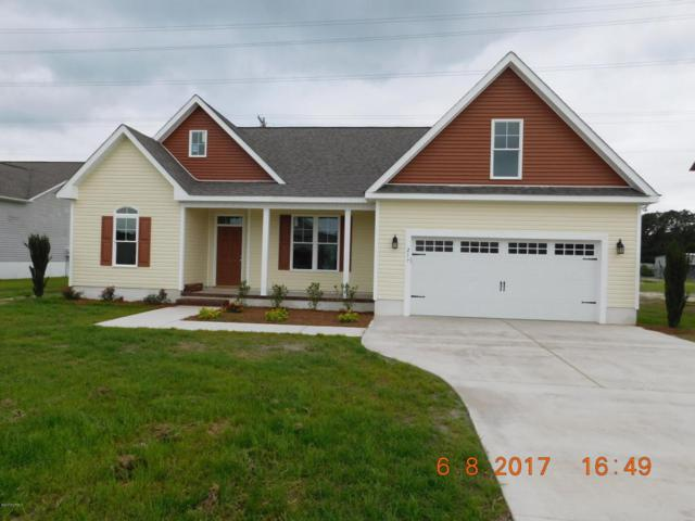 207 Echo Ridge Road, Swansboro, NC 28584 (MLS #100048114) :: Century 21 Sweyer & Associates