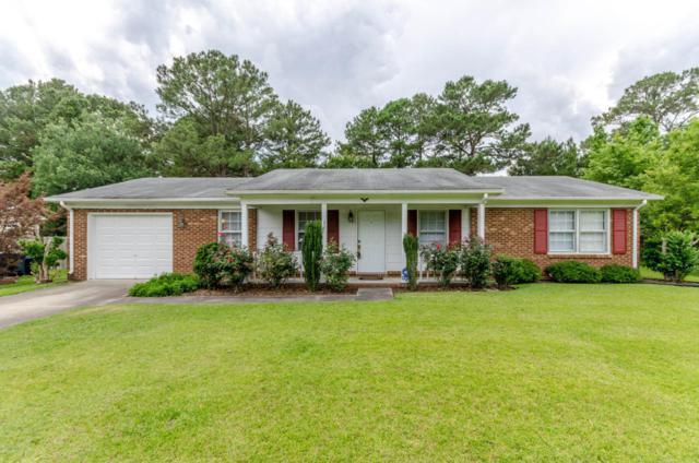 201 Greenbriar Drive, Jacksonville, NC 28546 (MLS #100062625) :: Century 21 Sweyer & Associates