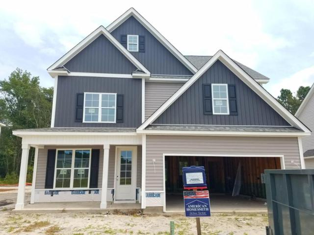 3836 Smooth Water Drive, Wilmington, NC 28405 (MLS #100072135) :: The Keith Beatty Team