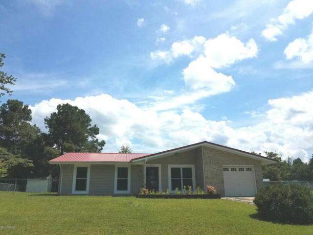 121 Tanglewood Drive, Jacksonville, NC 28540 (MLS #100077112) :: Century 21 Sweyer & Associates
