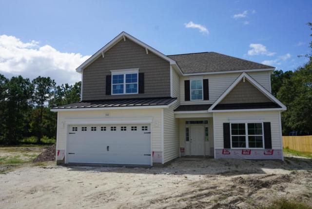 310 Red Cedar Drive Lot 39, Sneads Ferry, NC 28460 (MLS #100078361) :: Terri Alphin Smith & Co.