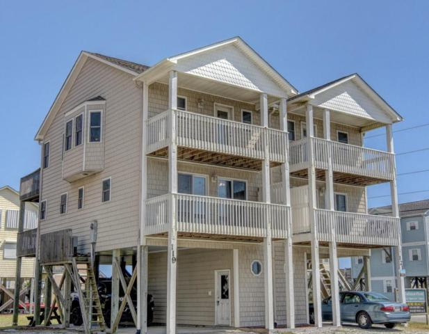 119 Volusia Drive, North Topsail Beach, NC 28460 (MLS #100084821) :: Coldwell Banker Sea Coast Advantage