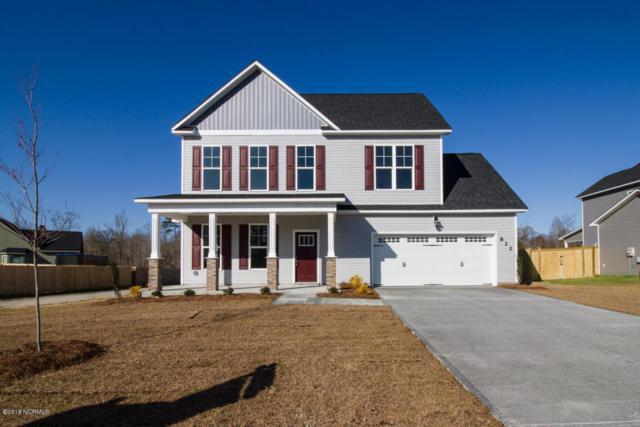 822 Tuscarora Trail, Jacksonville, NC 28546 (MLS #100092331) :: Harrison Dorn Realty