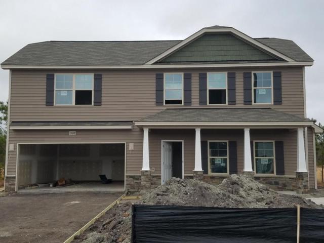 1508 Teakwood Drive, Greenville, NC 27834 (MLS #100093130) :: Century 21 Sweyer & Associates