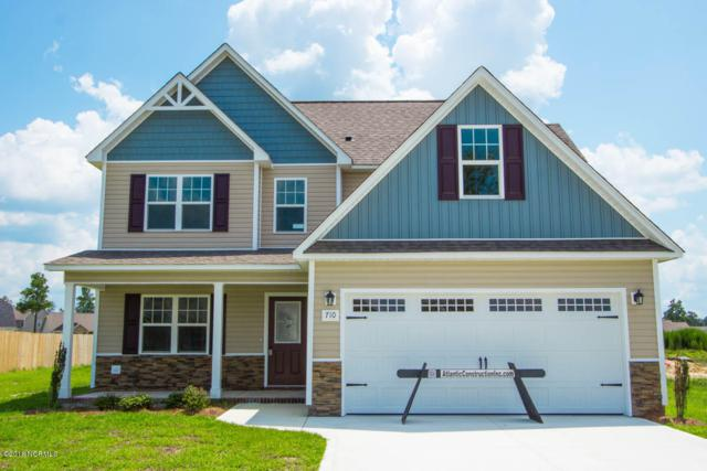 710 Addor Drive, Richlands, NC 28574 (MLS #100096410) :: RE/MAX Essential