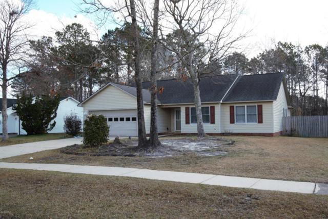 118 Lee K Allen Drive, Havelock, NC 28532 (MLS #100098229) :: RE/MAX Essential