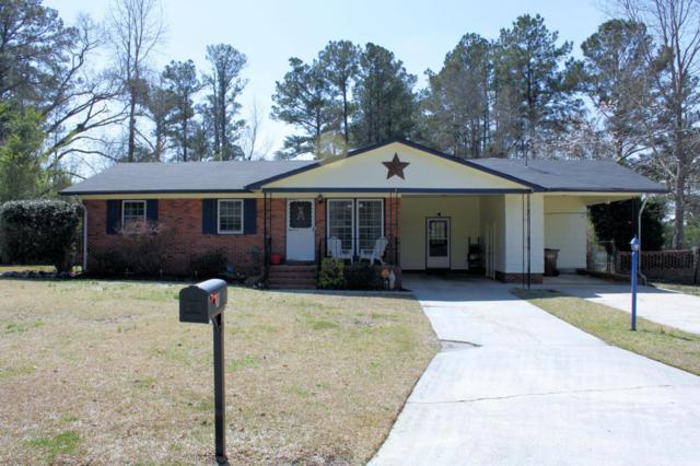 4 Princeton Drive, Jacksonville, NC 28546 (MLS #100098392) :: Harrison Dorn Realty