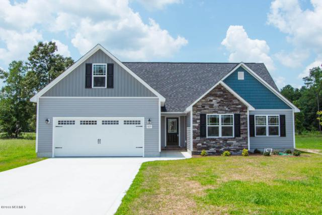 805 Semora Court, Richlands, NC 28574 (MLS #100101230) :: RE/MAX Essential