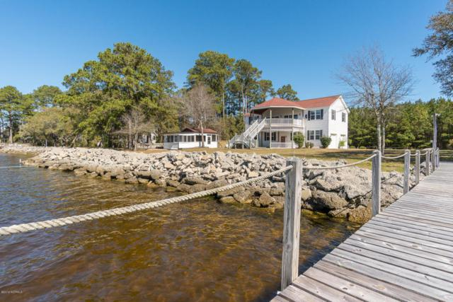 169 Creek Road, Beaufort, NC 28516 (MLS #100103280) :: The Keith Beatty Team