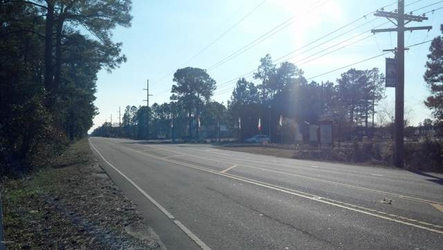 L8 Nc Hwy 50, Holly Ridge, NC 28445 (MLS #100106883) :: Great Moves Realty